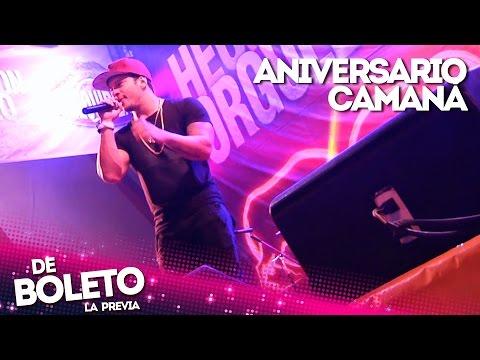 476 Aniversario de Camaná - De Boleto