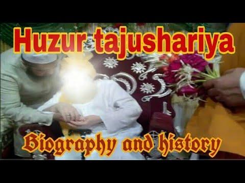 Huzur tajushariya akhtar raza khan full biography and history  || IBH research