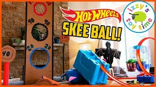 HOT WHEELS SKEE-BALL? YES! Cars for Kids!