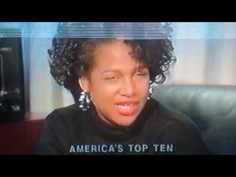 *RARE* Michel'le interview discussing Something In My Heart (1991)
