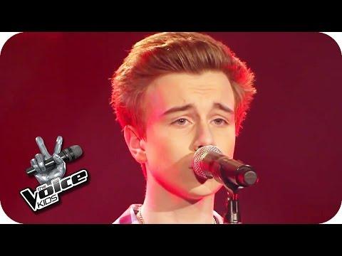 Alexander Knappe: Bis meine Welt die Augen schließt (Alperen) | The Voice Kids 2015 | SAT.1