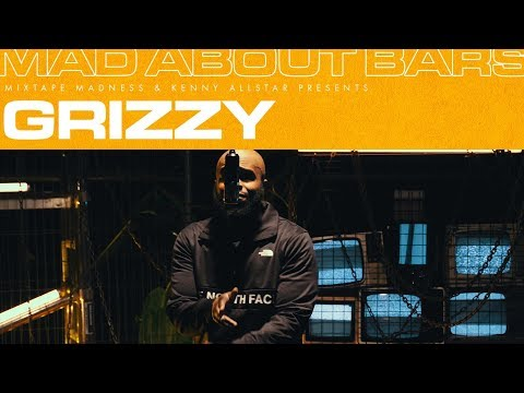 #150 Grizzy - Mad About Bars w/ Kenny Allstar [S4.E8] | @MixtapeMadness
