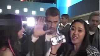 Exclusive Interview with Theo James from Divergent