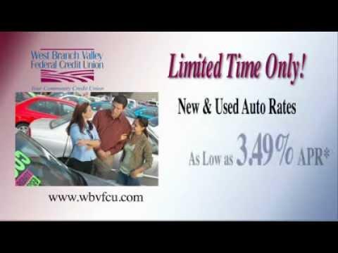 wbvfcu WBVFCU - Auto Loan - YouTube