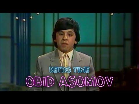 Obid Asomovning ilk sahnaga chiqishlari: Ayyollar haqida