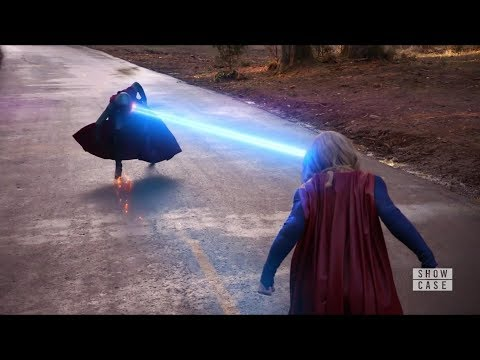 Supergirl 4x21 Red Daughter vs Supergirl fight Scene (Alex remembers Kara is Supergirl)