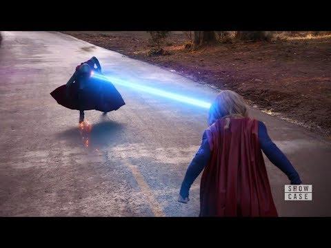 Supergirl 4x21 Red Daughter Vs Supergirl Fight Scene (Alex Remembers Kara Is Supergirl)