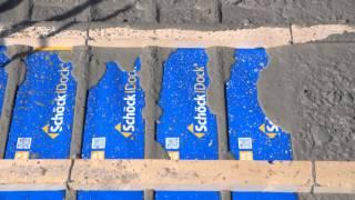 Achteraf montage met Schöck IDock®: Vloer storten (fase 2)