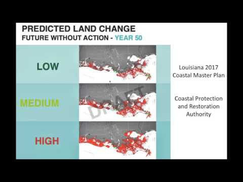 March 16 - Ecosystem Design: Approaches to Restoring More Resilient Deltaic Coasts