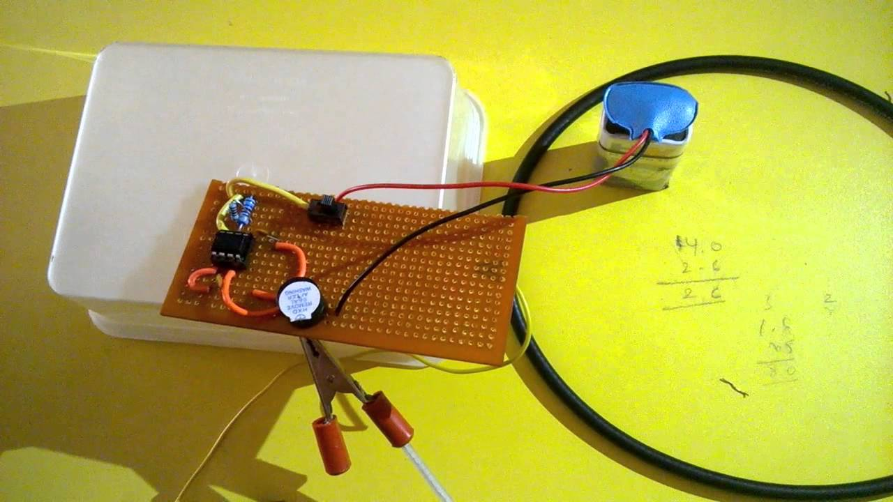 Mosquito Repeller Circuit Electronic Mini Projects T Swatter Bat Homemade Cat And Dog Repellent Diagram Using Ic555 Timer