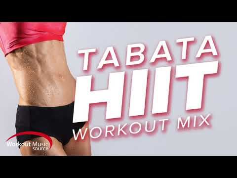 Workout Music Source // TABATA HIIT Workout Mix w/ Vocal Cues