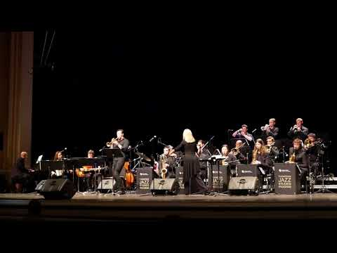 CU's Thompson Concert Jazz Ensemble With Maria Schneider - Feb 15, 2018 @ Macky Auditorium