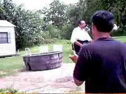 Baptism Service iglesia Vino Nuevo Del Valle tx