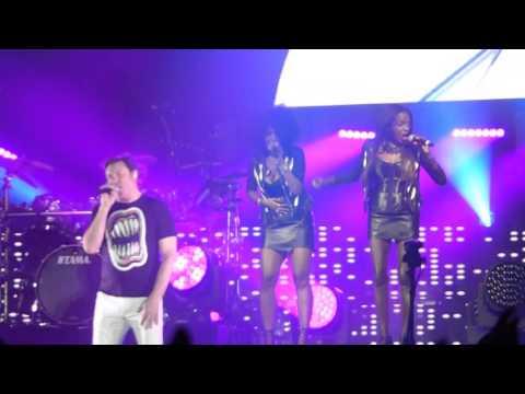 """""""Rio"""" Duran Duran@Sands Bethlehem PA Event Center 4/5/16 Paper Gods Tour"""