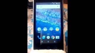 Смартфон ZTE Blade AF3 с Андроид 6.0 - как это может выглядеть