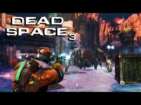 Dead Space 3 ● Не убиваемый монстр ● ХОРРОР ИГРА прохождение на русском #10