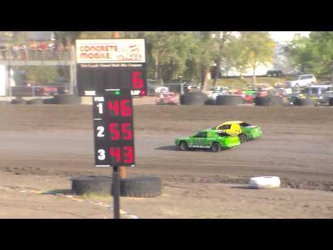 Nodak Speedway IMCA Sport Compact Races (Motor Magic Night #1) (9/2/17)