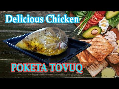 Пакетга Товук | Курица в Пакете.