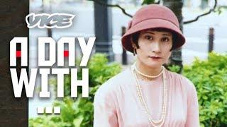 密着24時!現代に生きるモガ - 1920s Modern Girl