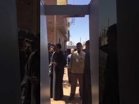 صلح آل العمده وآل زقله سوهاج- جرجا