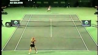 Maria Sharapova vs Tatiana Golovin 2006 Miami Highlights