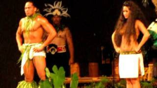 Tamatoa solo couple - Heiva i Honolulu 2...