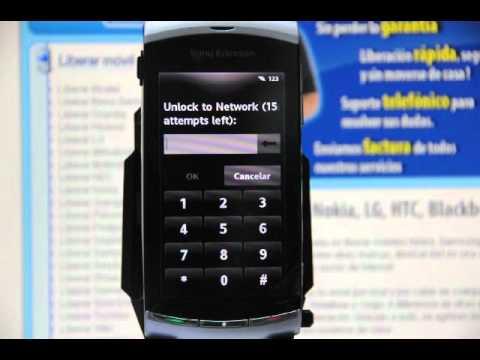 Liberar Sony Ericsson Vivaz, desbloquear Sony Ericsson Vivaz de Vodafone - Movical.Net