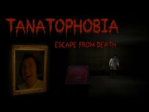 Tanatophobia | JUMP SCARES AND MARKIPLIER