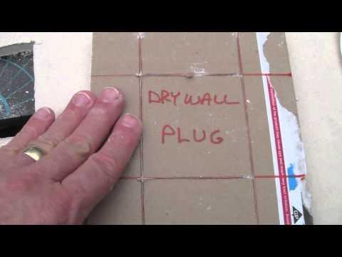 Drywall Plug