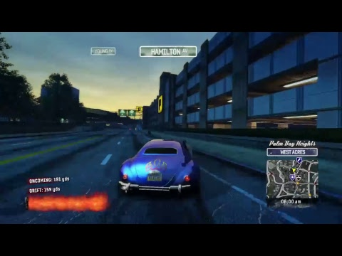 Burnout Paradise City Completing All The Events!