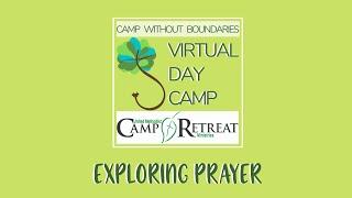 Exploring Prayer with Pastor Amber
