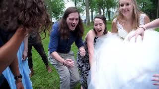 Part 3: Wyatt & Sarah Wedding Film. After Party!