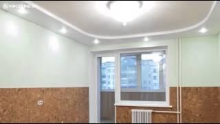 Матовый натяжной потолок(, 2013-11-05T13:08:44.000Z)
