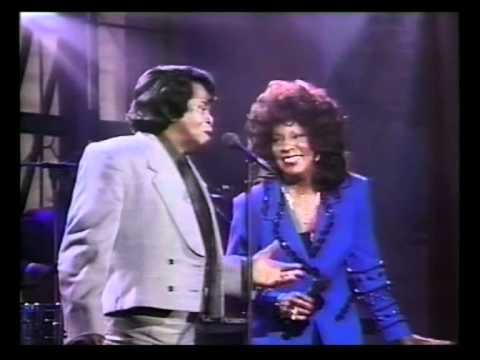 James Brown + Martha Reeves ..Georgia !!