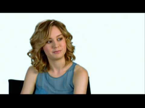 Interview with Brie Larson for Scott Pilgrim VS The World