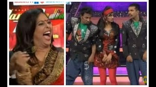 MINDBLOWING FUNNY DANCE Of Rajasmita, Dharmesh & Siddhesh - Dance India Dance Season 3