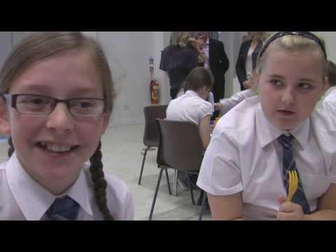 Sound Bites Vodcast: Pupils taste test, part 1