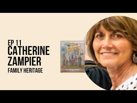 Parenting & Bonding w/ Children's Books Podcast #11 – Author Spotlight: Catherine Zampier