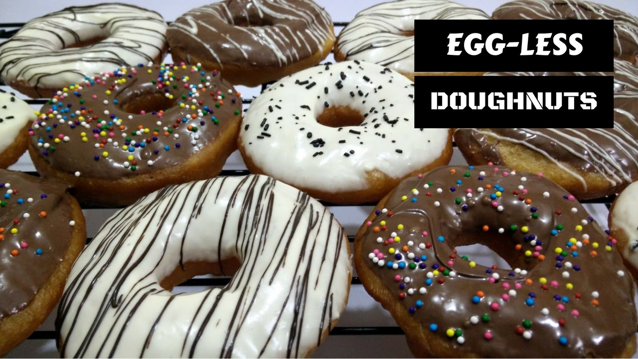 How To Make Eggless Doughnuts At Home By Cooking With Smita Donuts Recipe In Hindi