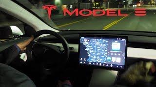 Tesla Model 3 уже на дорогах. Итоги презентации