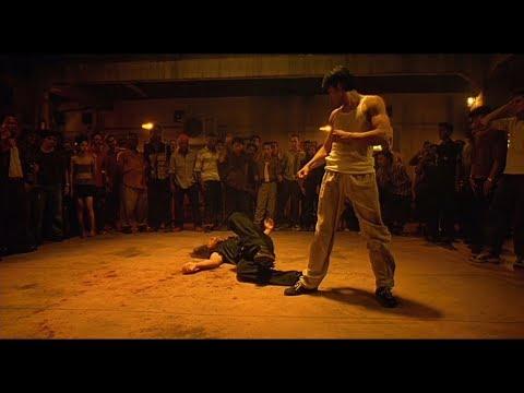 Best Fight Scenes Tonny Jaa - Onk bak [2003]