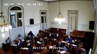 Transmisión en directo de Concejo Deliberante de Tandil (10/08/2017)