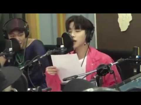 [Arirang SK Radio] 아이콘 - Jinhwan speak bisaya and tagalog