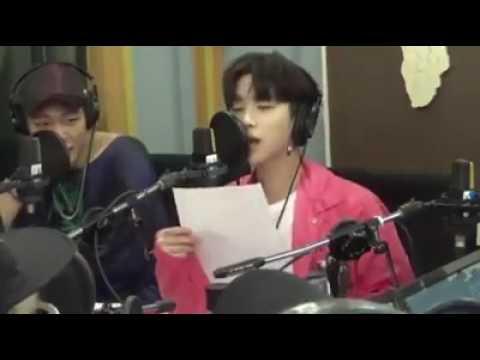 [Arirang SK Radio] 아이콘 - Jinhwan speak bisaya and tagalog