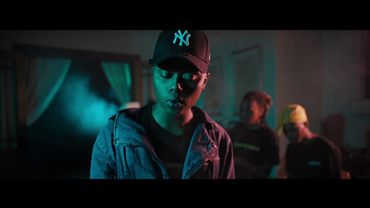 A-Reece - On My Own (Official Music Video)