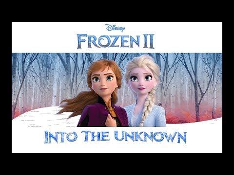 "Idina Menzel, AURORA - Into The Unknown [AMV] ""Frozen 2"" Fancut"