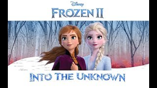 Idina Menzel, AURORA - Into The Unknown [AMV] Frozen 2 fancut