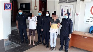 Suspek dera kanak-kanak ditahan reman
