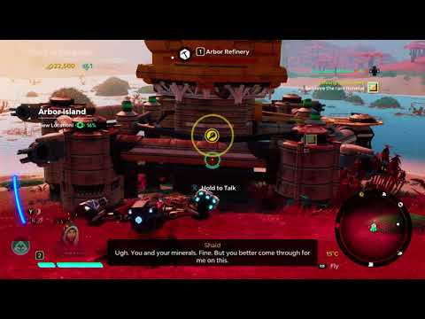 Starlink : Battle for Atlas hands-on gameplay