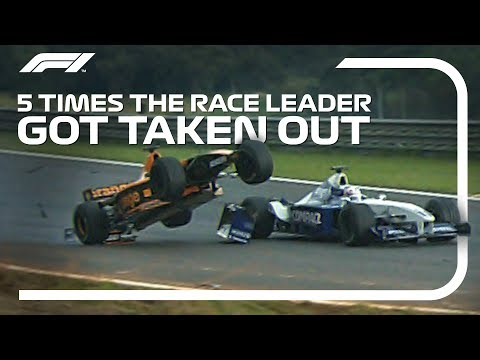 F1: Five Times The Leader Got Taken Out